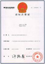 Dry-Plus商标注册证