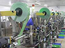 脱氧剂生产车间
